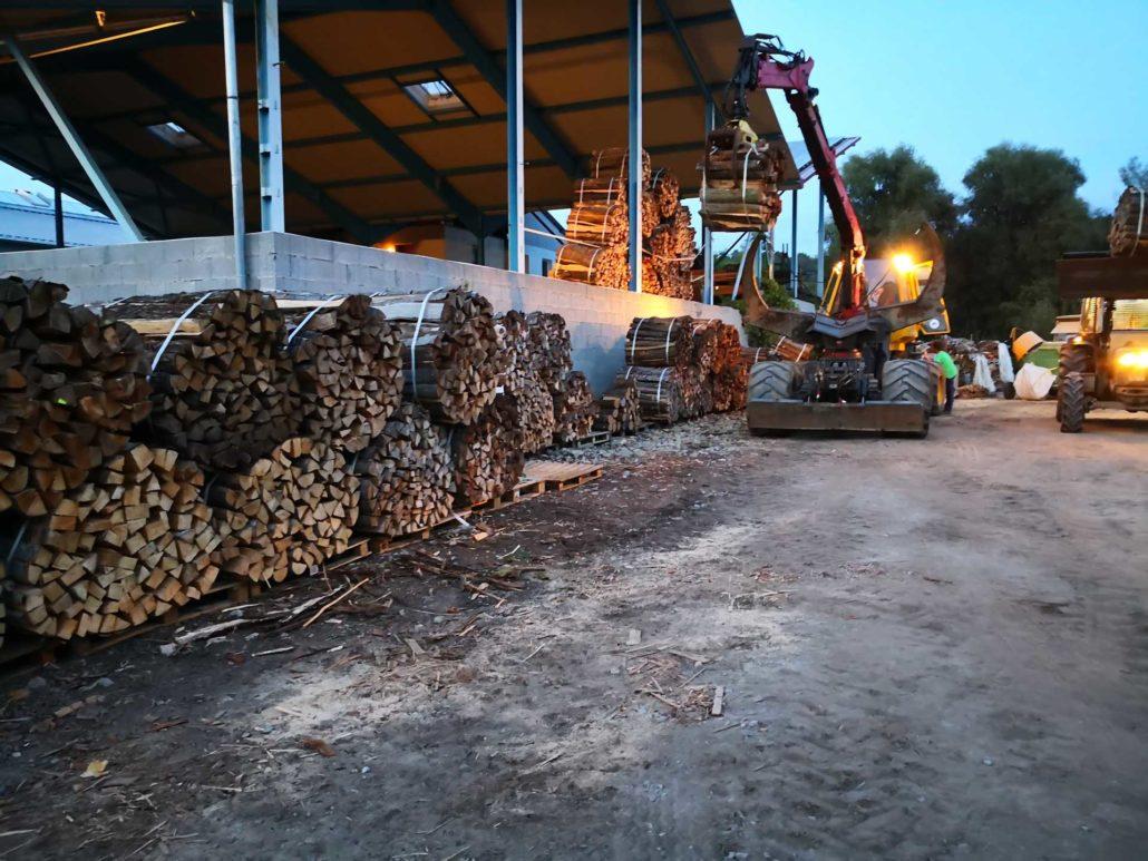 Brennholzhandlung Tübingen | Forstunternehmen Martin Efferenn